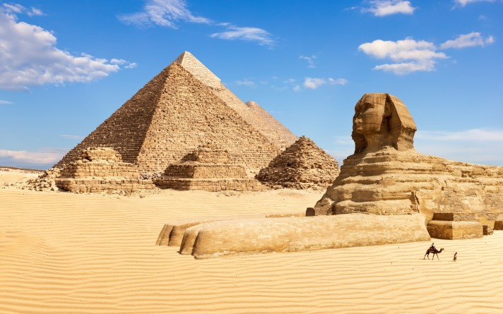 7H EGYPT LUXOR VALLEY OF THE KING