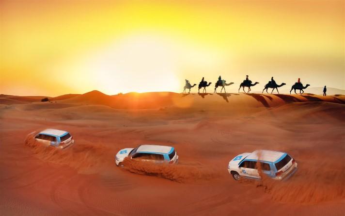 6H DUBAI SHARJAH DESERT SAFARI